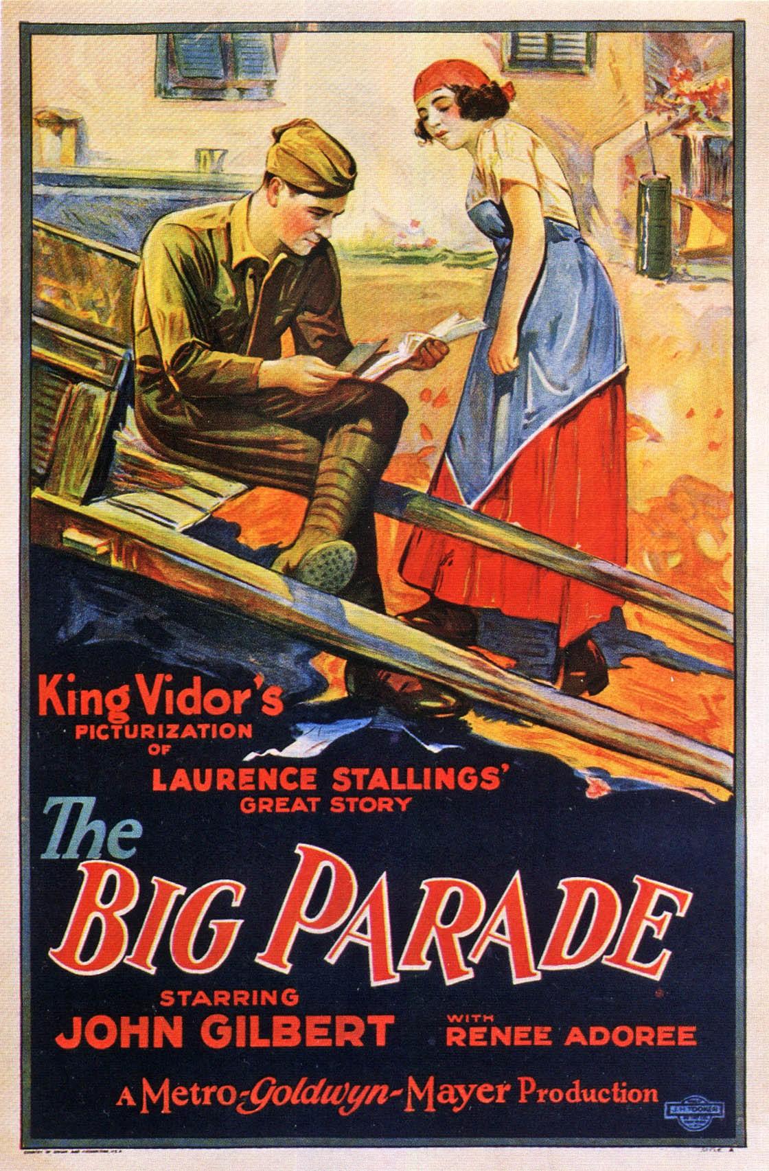 Big parade poster