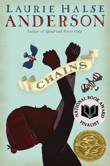 Chains_novel_cover