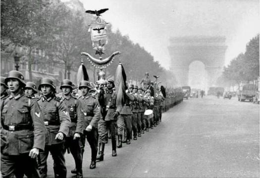 German invasion