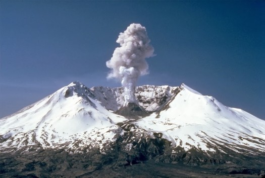 Mount St Helen's