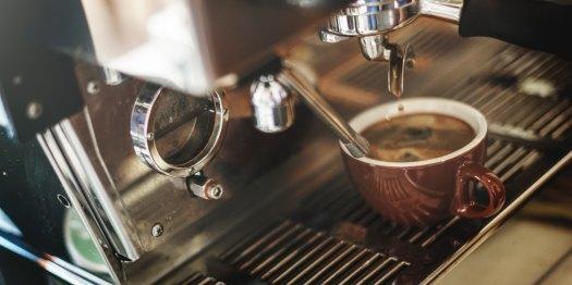 Coffee shop raw pixel