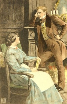 Mary Garth and Fred