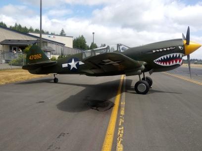 TP-40N Warhawk