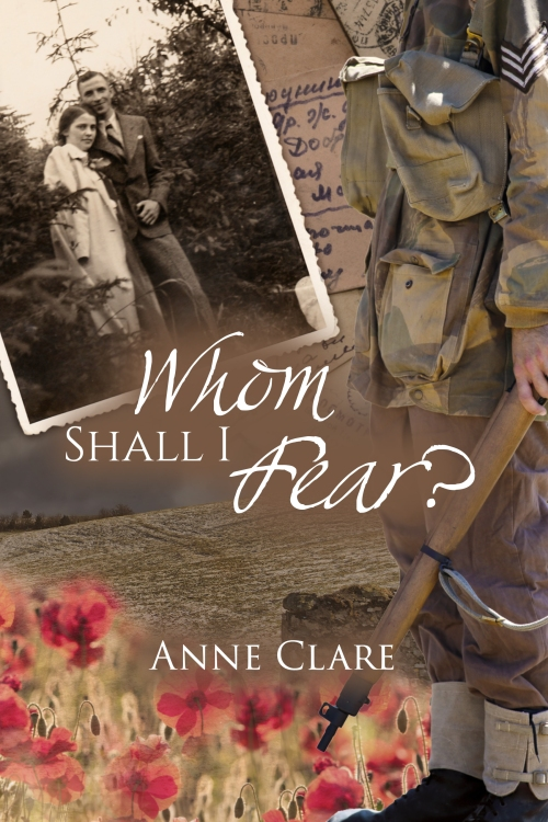Whom Shall I Fear ebook cover