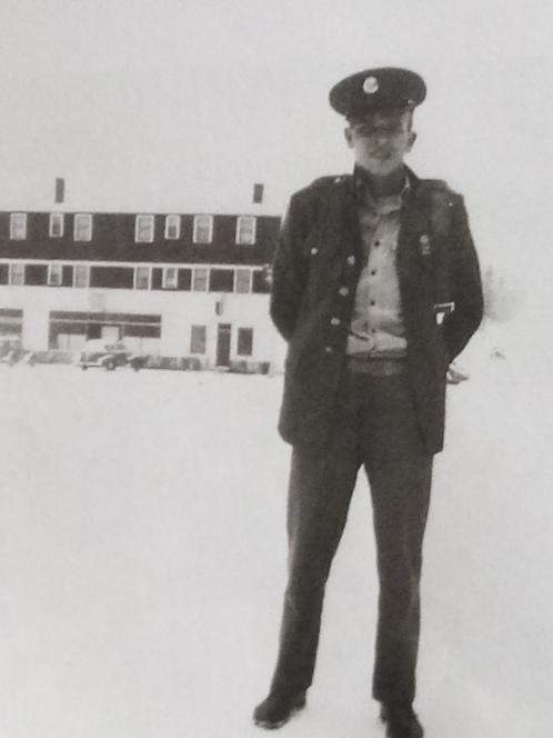 Grandpa uniform